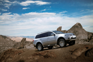 Mitsubishi Pajero Sport Wallpaper for Android, iPhone and iPad