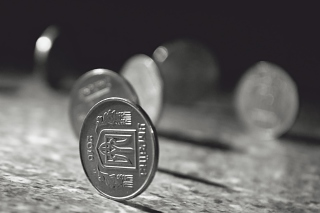 Ukrainian Coins Wallpaper for Android, iPhone and iPad