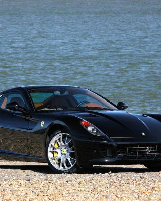 Ferrari 599 Background for HTC Titan