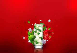 Bacardi Mojito Picture for Android 480x800