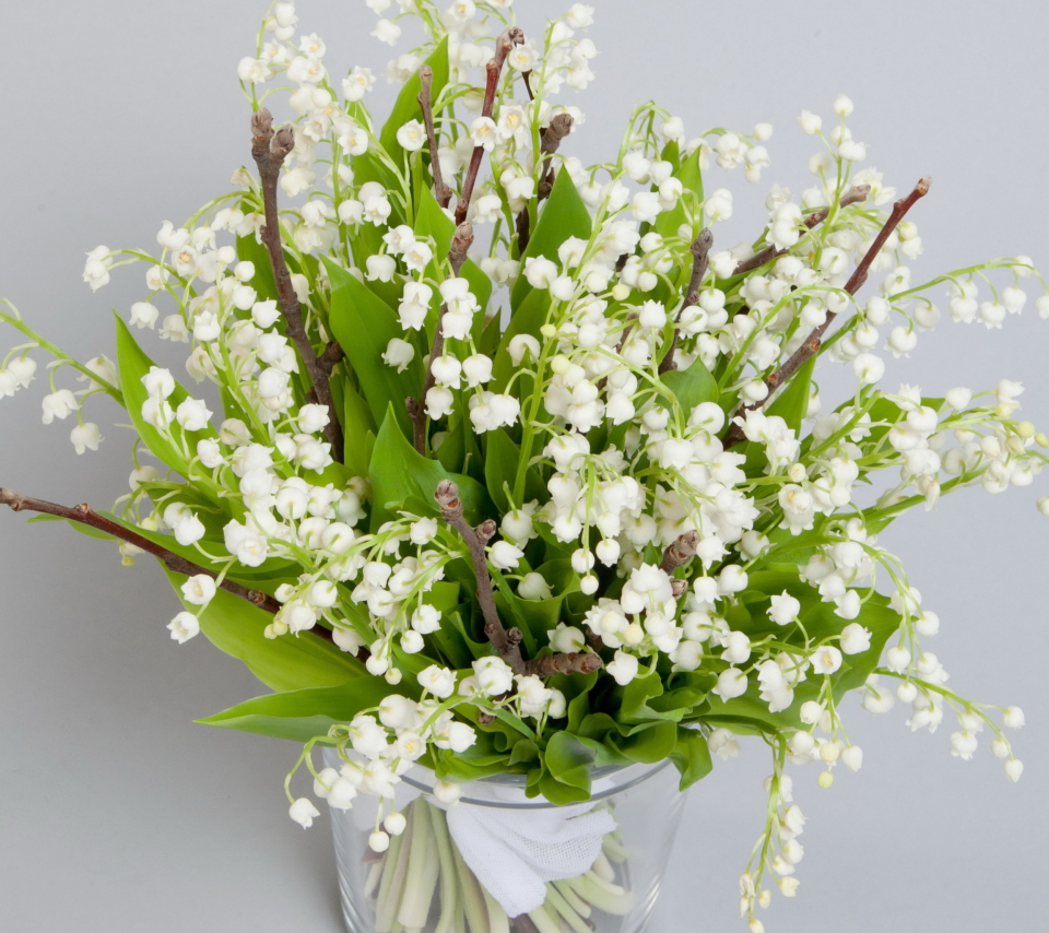 Lily Of The Valley Bouquet para Sony Ericsson XPERIA PLAY