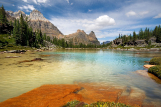 Free Banff & Jasper National Parks, Canada Picture for Android, iPhone and iPad