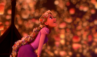 Free Rapunzel Picture for Android, iPhone and iPad