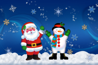 Free Hoo Hoo Christmas Picture for Android, iPhone and iPad