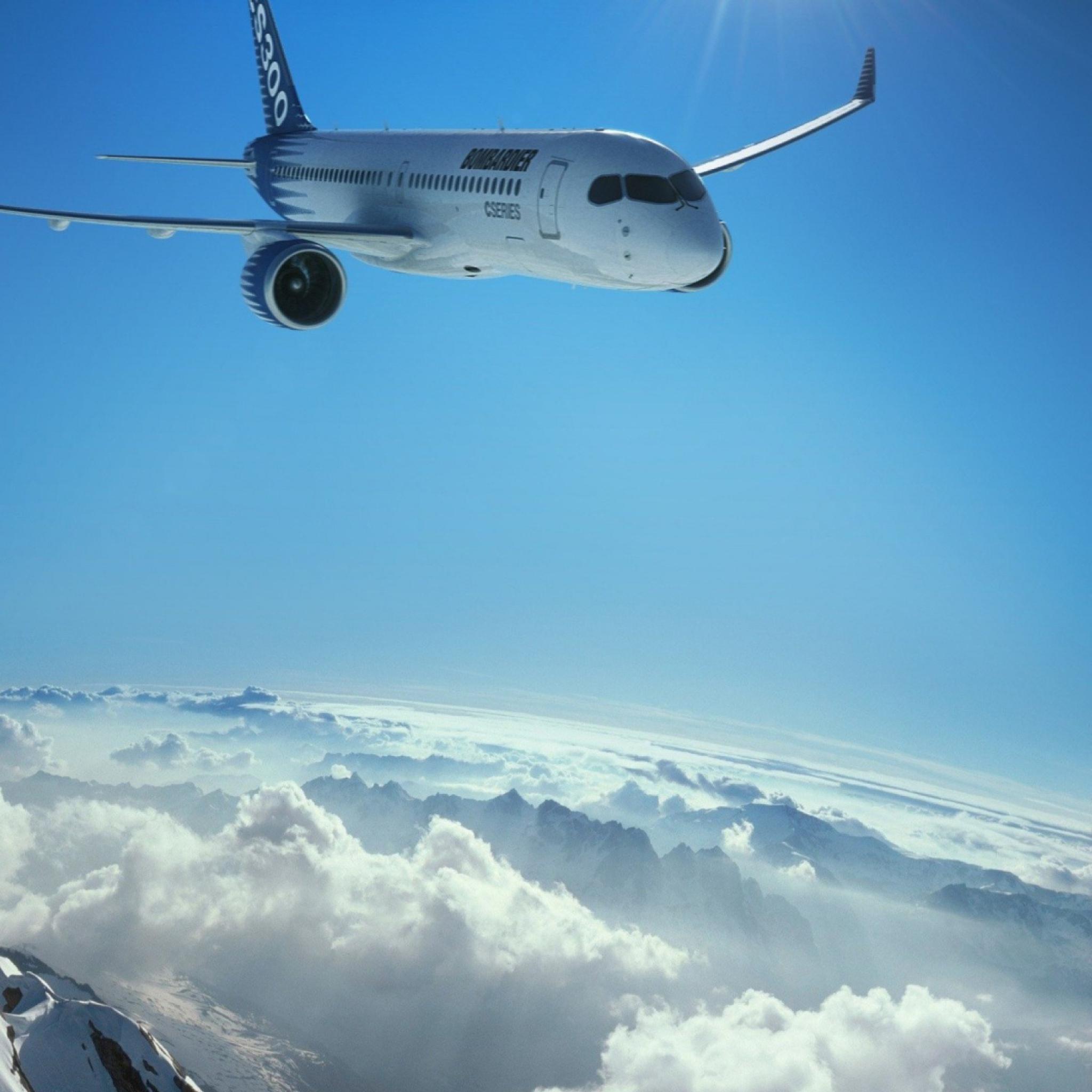 Фото для смартфона самолеты
