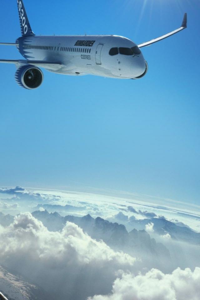 картинки самолетов на айфон