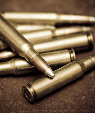 Free Bullets Ammo Picture for Nokia Asha 306