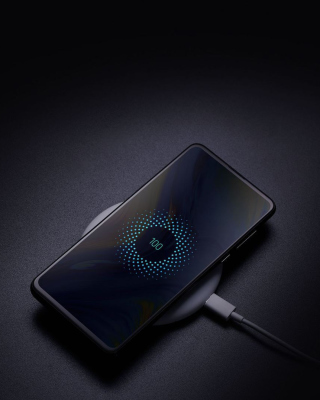 Xiaomi Mi Mix 3 with Wireless Charging - Obrázkek zdarma pro iPhone 4S