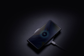 Xiaomi Mi Mix 3 with Wireless Charging - Obrázkek zdarma pro HTC Wildfire