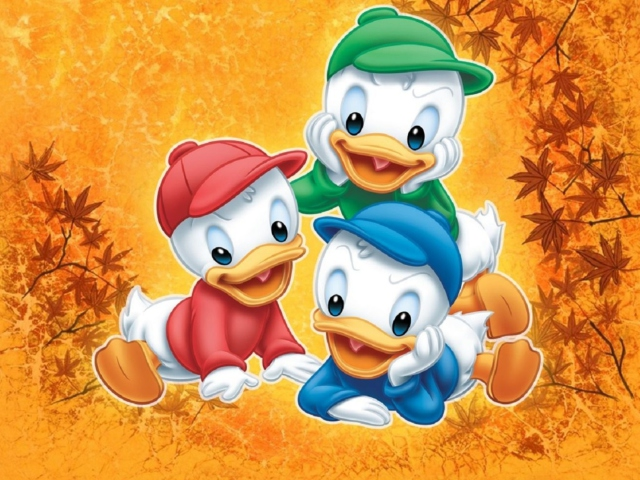 DuckTales for Sony Ericsson XPERIA X8