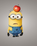 Minion With Apple para Nokia C1-01