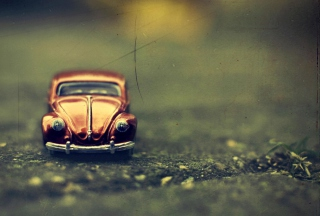 Micro Volkswagen Background for Android, iPhone and iPad