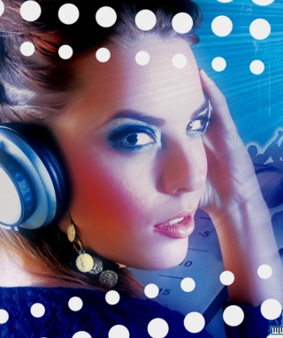 Free Dj Girl Picture for HTC Titan