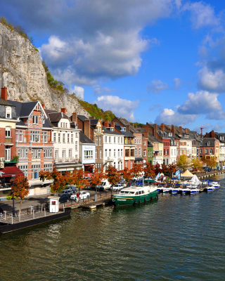 Free Belgium Dinant Picture for Nokia C1-01