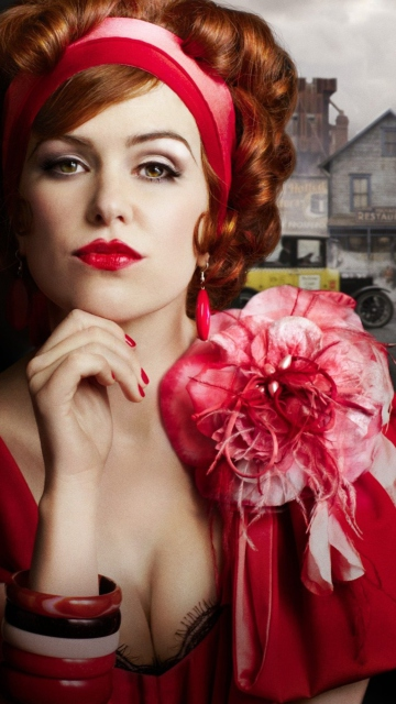 Isla Fisher In The Great Gatsby