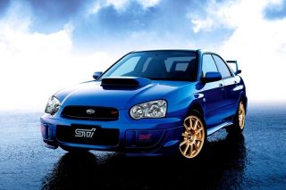 Subaru Impreza Wrx Sti Background for Android, iPhone and iPad