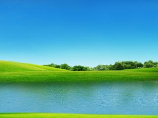 Landscape Image para Nokia Asha 201
