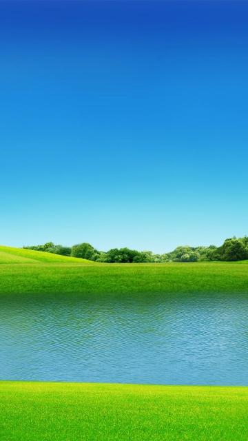Landscape Image para Nokia 5230