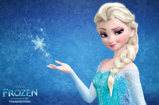 Free Elsa in Frozen Picture for Android, iPhone and iPad
