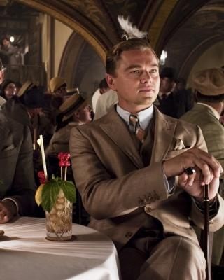 The Great Gatsby sfondi gratuiti per iPhone 4S
