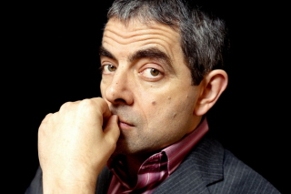 Free Mr. Bean Rowan Atkinson Picture for Android, iPhone and iPad