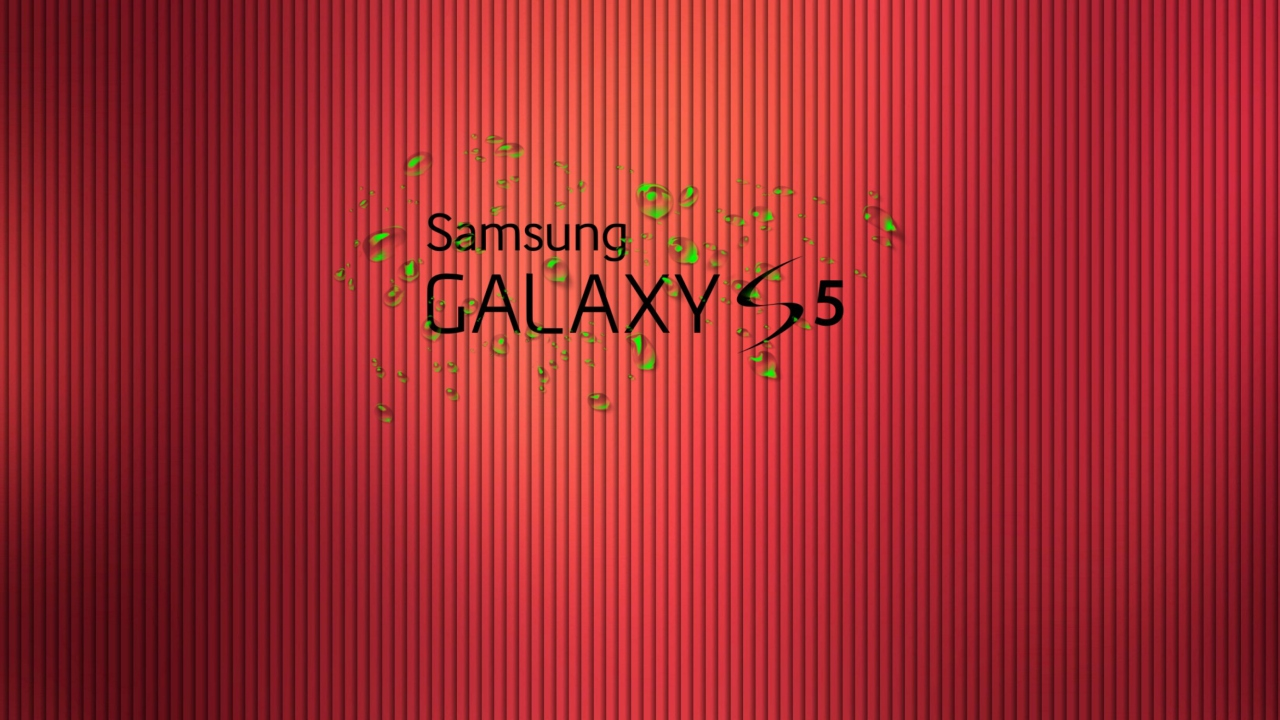 Das Galaxy S5 Wallpaper 1280x720