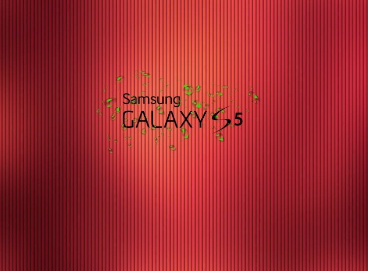 Das Galaxy S5 Wallpaper