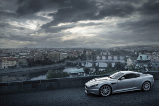 Free Aston Martin Picture for Samsung Galaxy Note 4