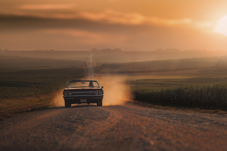 Chevrolet в пустыне загрузить