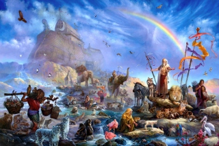 Tom duBois - Noahs Ark Picture for Android, iPhone and iPad