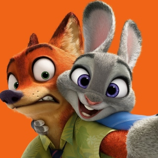 Free Zootopia 3D Picture for iPad
