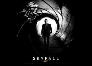 Free James Bond Skyfall Picture for Android, iPhone and iPad