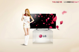 LG Commercial Wallpaper for Android, iPhone and iPad