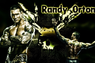 Randy Orton Wrestler Background for Android, iPhone and iPad