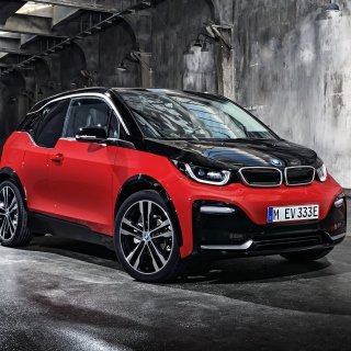BMW i3 sfondi gratuiti per iPad mini