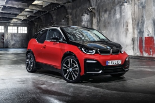 BMW i3 Background for Samsung Galaxy Ace 3
