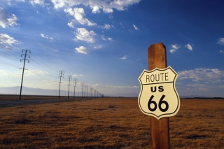 America's Most Famous Route 66 Wallpaper for 1280x1024