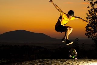 Skater Boy Wallpaper for Android, iPhone and iPad