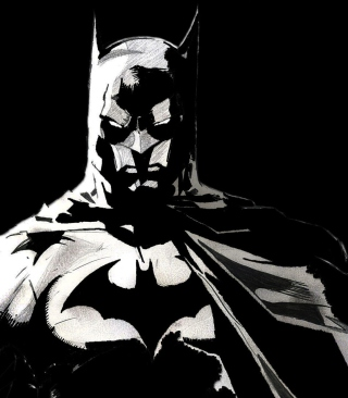Batman Artwork sfondi gratuiti per iPhone 5