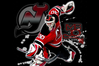 Martin Brodeur - New Jersey Devils Background for Android, iPhone and iPad
