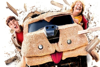 Dumb and Dumber 2014 Film papel de parede para celular