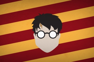 Harry Potter Illustration - Fondos de pantalla gratis para HTC Wildfire