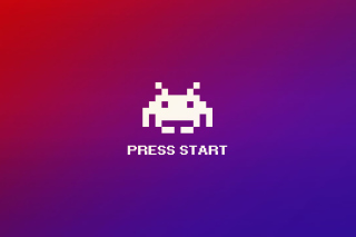 Press Start sfondi gratuiti per cellulari Android, iPhone, iPad e desktop