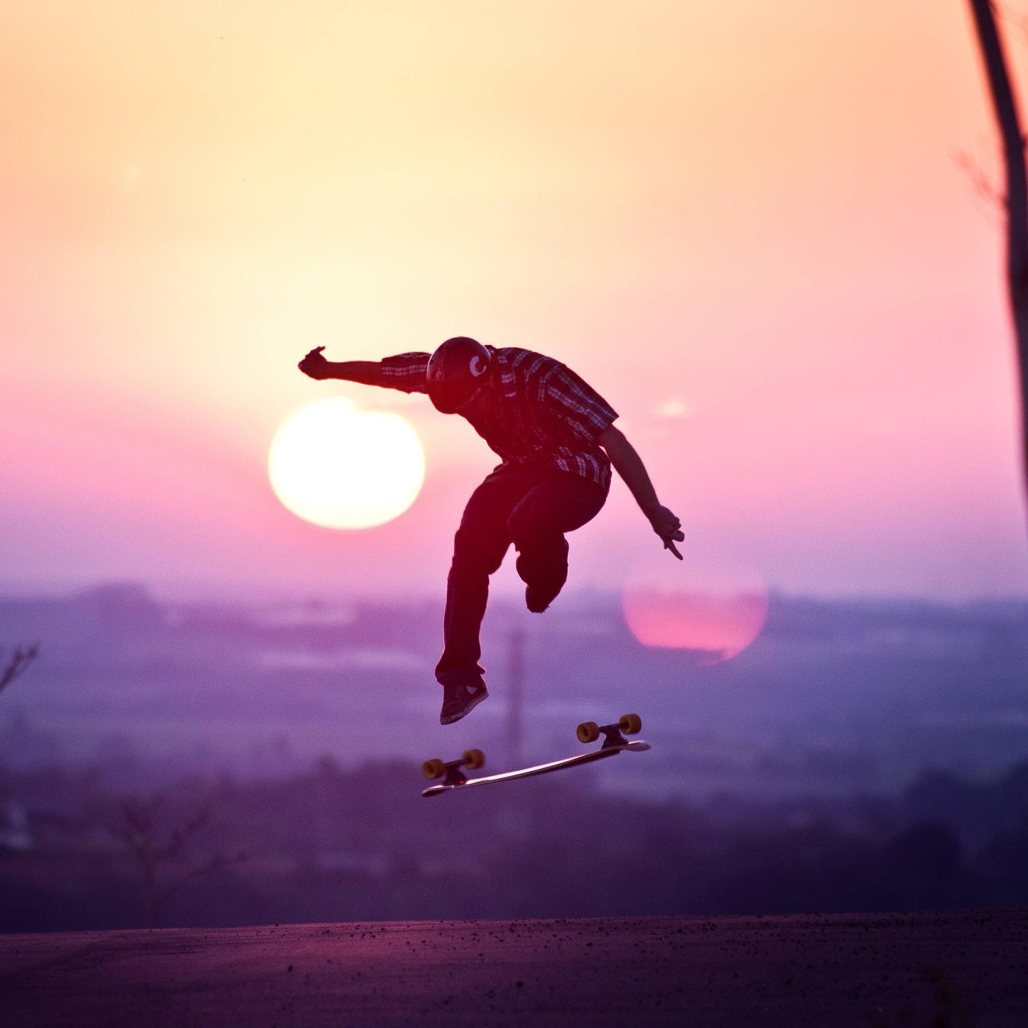 Коробочка с скейтом без смс
