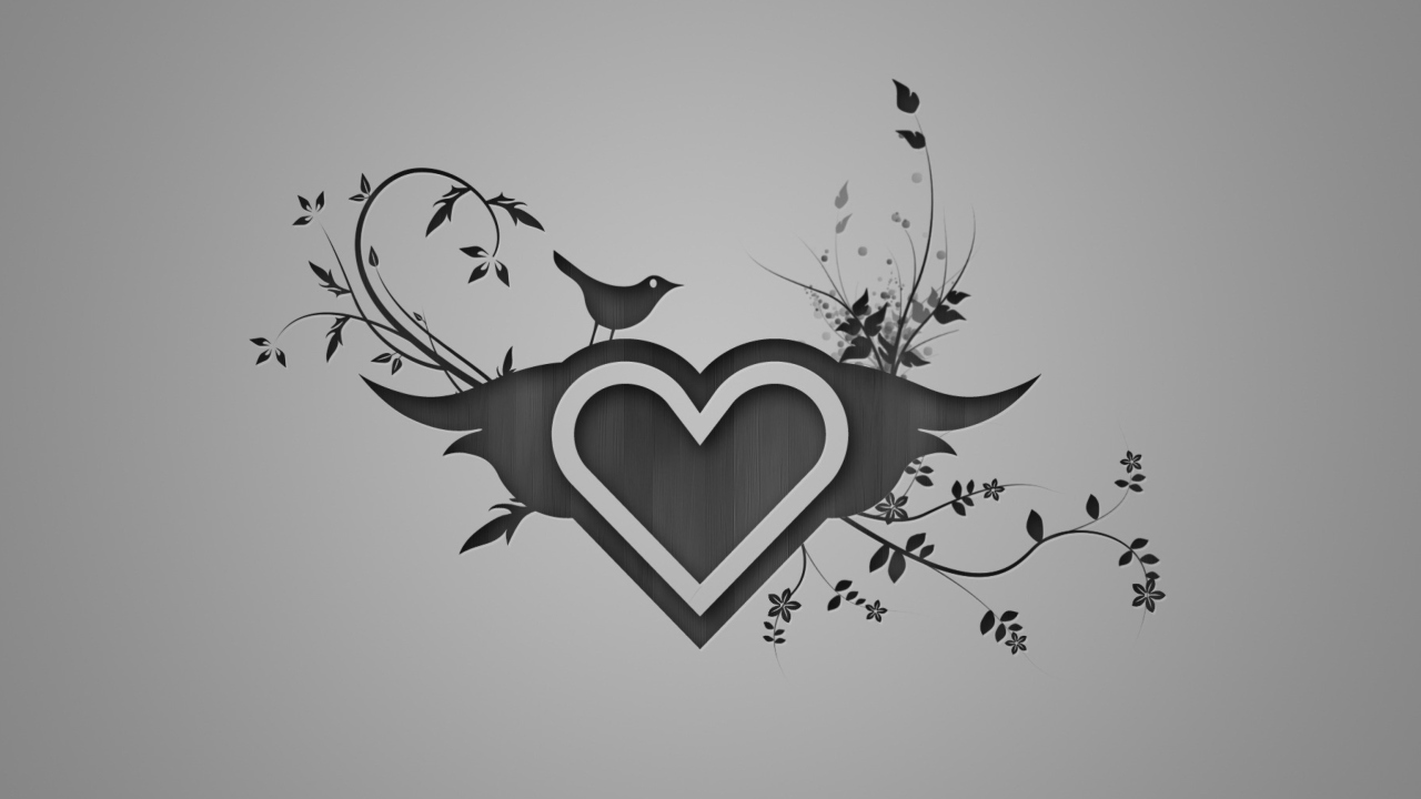 Bird Singing In Heart