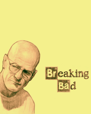 Walter White and Jesse Pinkman in Breaking Bad papel de parede para celular para iPhone 4S