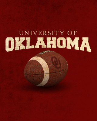 Oklahoma Sooners University Team sfondi gratuiti per iPhone 4S