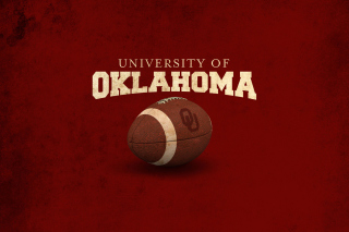 Oklahoma Sooners University Team Wallpaper for HTC Desire HD