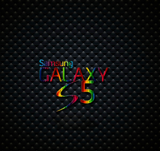 Colorful Galaxy S5 sfondi gratuiti per 1024x1024