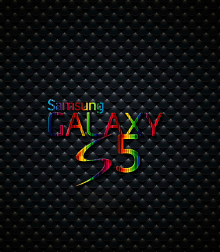 Colorful Galaxy S5 Background for HTC Titan